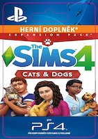 The Sims™ 4 Cats & Dogs (PS4 DIGITAL)