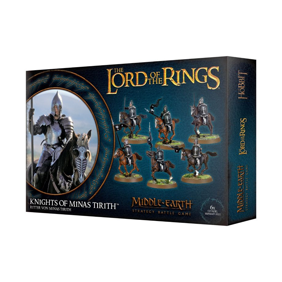 Desková hra The Lord of the Rings - Knights of Minas Tirith (figurky) (PC)