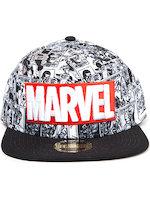 Kšiltovka Marvel - Classic Logo