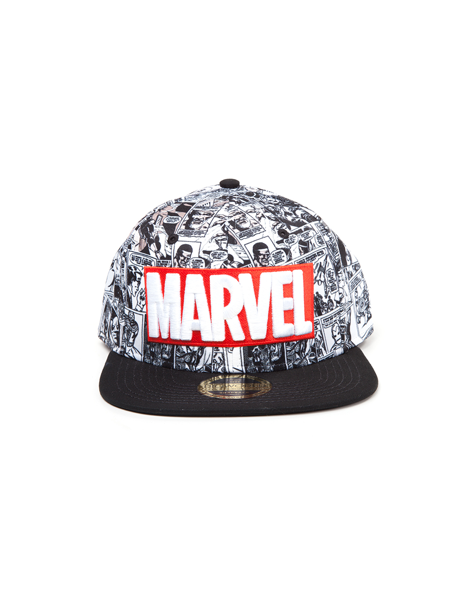 Kšiltovka Marvel - Classic Logo (PC)