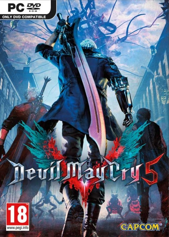 Devil May Cry 5  (PC)