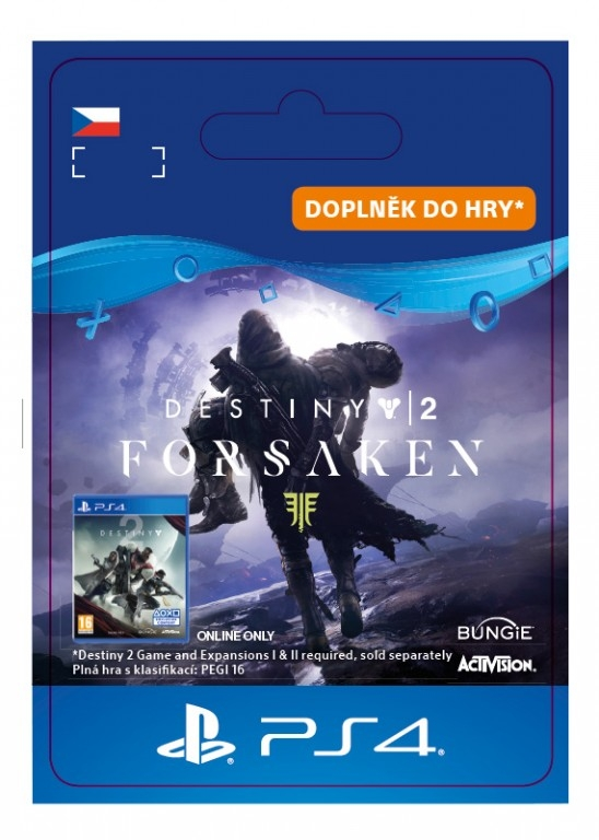 Destiny 2: Forsaken (PS4 DIGITAL)