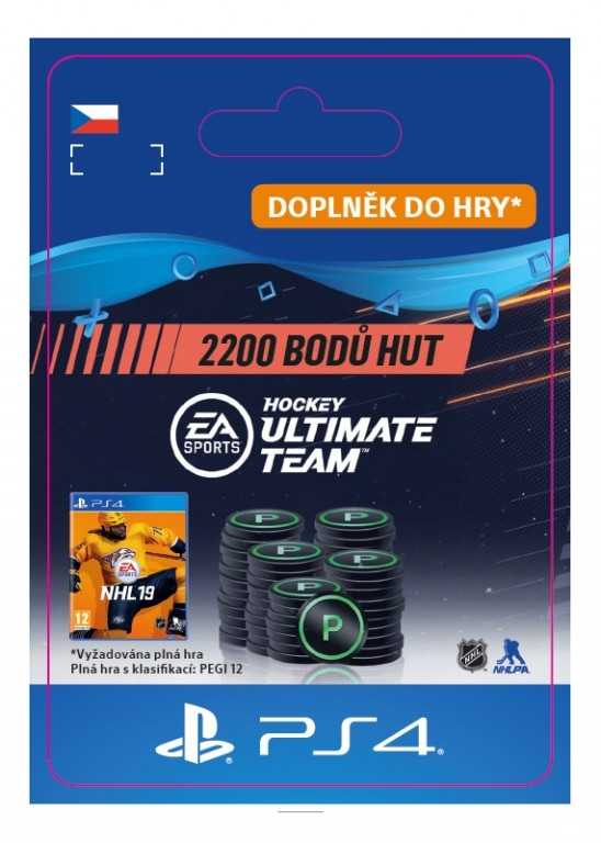2200 NHL 19 Points Pack (PS4 DIGITAL) (PS4)