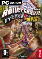 Rollercoaster Tycoon 3: Wild! (PC)