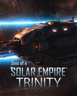 Sins of a Solar Empire Trinity (DIGITAL)