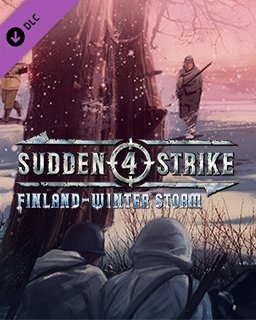 Sudden Strike 4 Finland Winter Storm (DIGITAL)