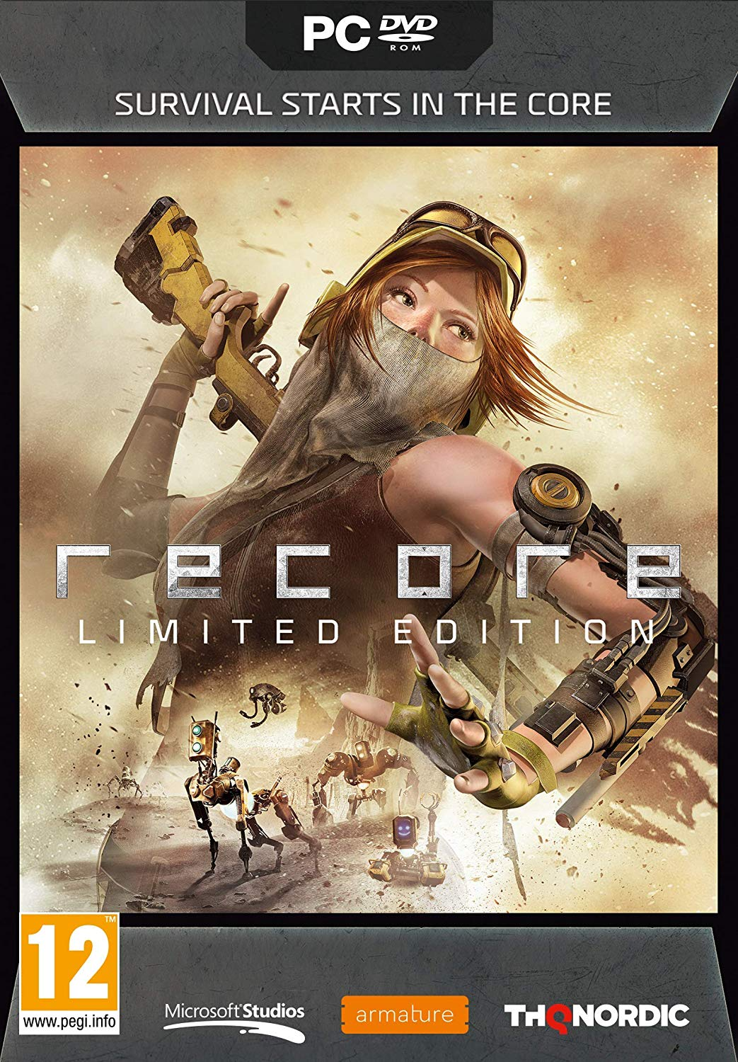 ReCore - Limited Edition (PC)