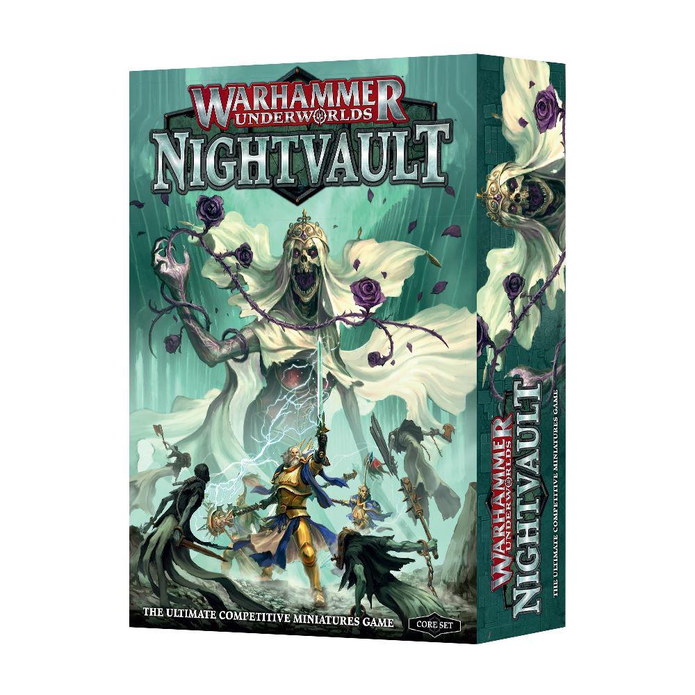Desková hra Warhammer Underworlds: Nightvault (PC)
