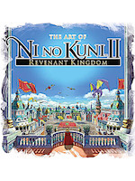 Kniha The Art of Ni No Kuni II: Revenant Kingdom