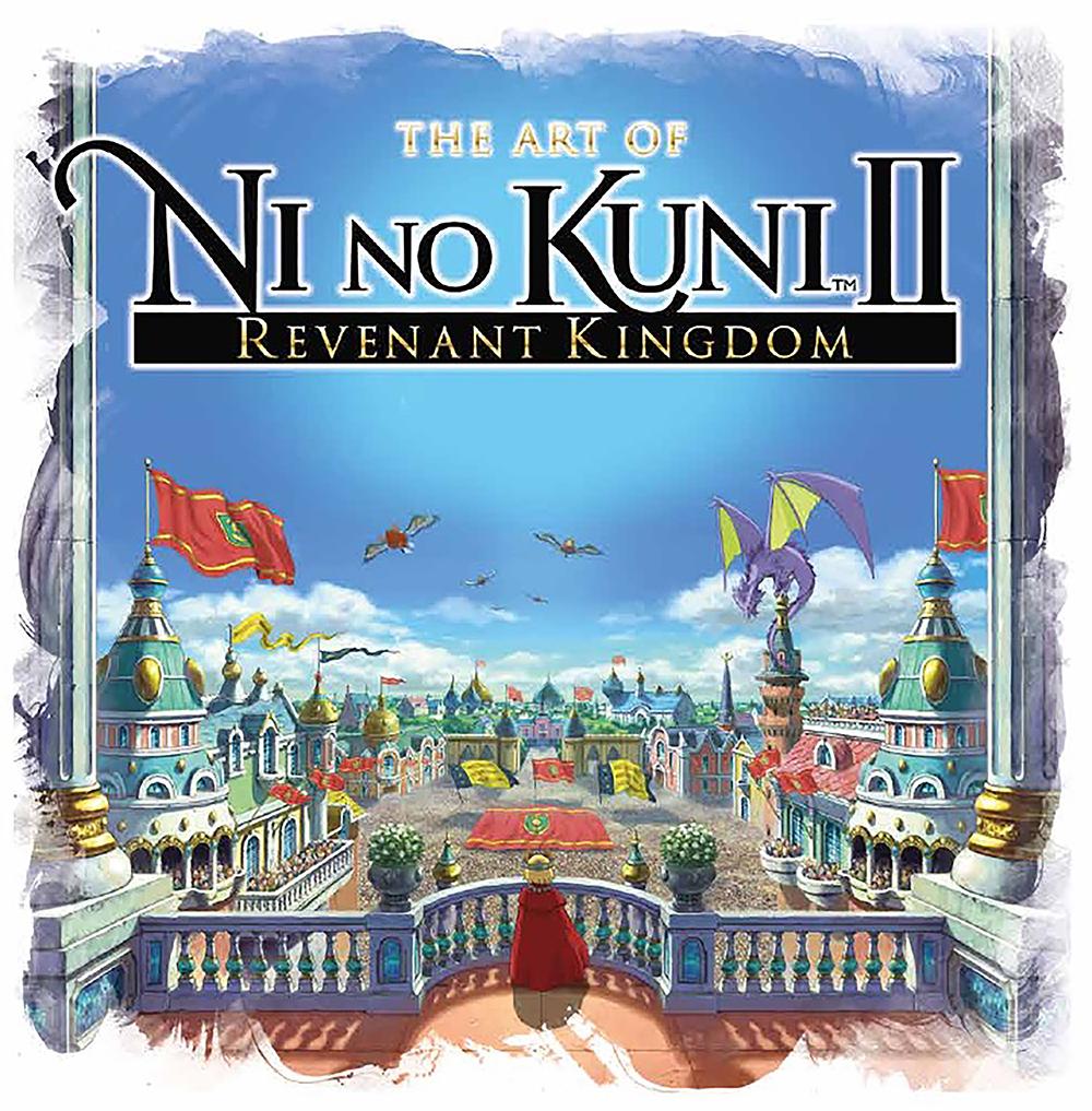 Kniha The Art of Ni No Kuni II: Revenant Kingdom (PC)