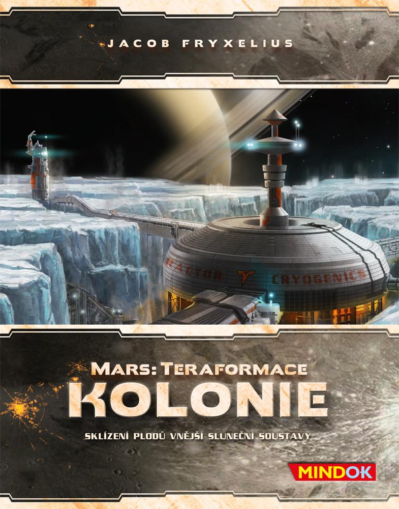 Desková hra Mars: Teraformace - Kolonie (PC)