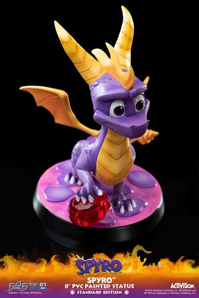 Figurka Spyro Reignited Trilogy - Spyro (PC)
