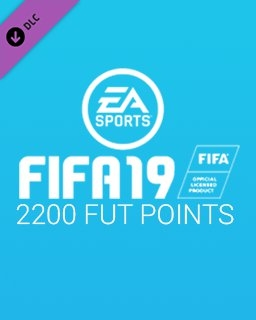 FIFA 19 2200 FUT Points (PC DIGITAL)