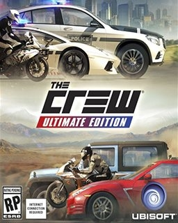 The Crew Ultimate Edition (PC DIGITAL) (PC)