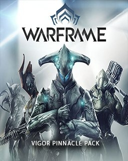Warframe Vigor Pinnacle Pack (PC DIGITAL) (PC)