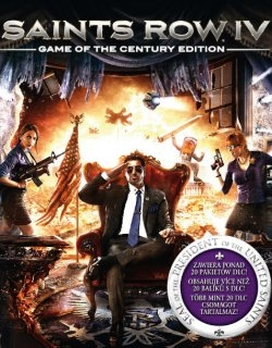 Saints Row IV Game of the Century Edition (PC DIGITAL) (PC)