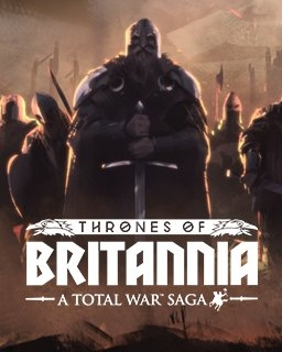 Total War Saga Thrones of Britannia (DIGITAL)