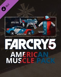 Far Cry 5 American Muscle Pack (DIGITAL)