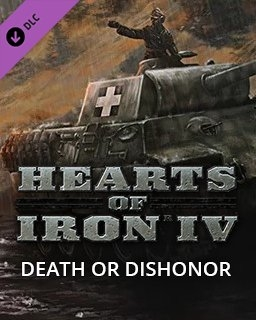 Hearts of Iron IV Death or Dishonor (PC DIGITAL)