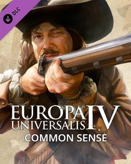 Europa Universalis IV Common Sense (PC DIGITAL) (PC)