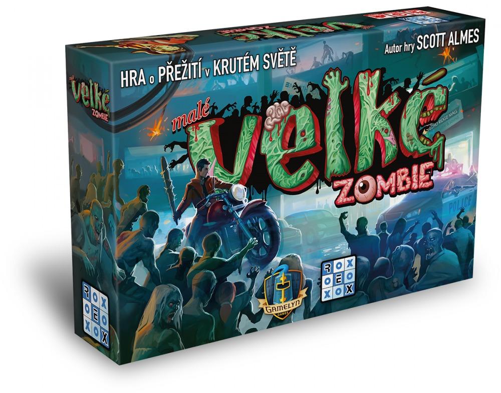 Desková hra Malé velké zombie (PC)