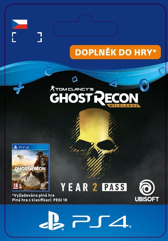 Tom Clancy's Ghost Recon Wildlands Year 2 Pass (PS4 DIGITAL)