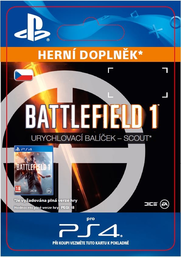 Battlefield 1 Shortcut Kit: Scout Bundle (PS4 DIGITAL)