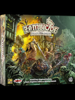 Desková hra Zombicide: Zelená horda