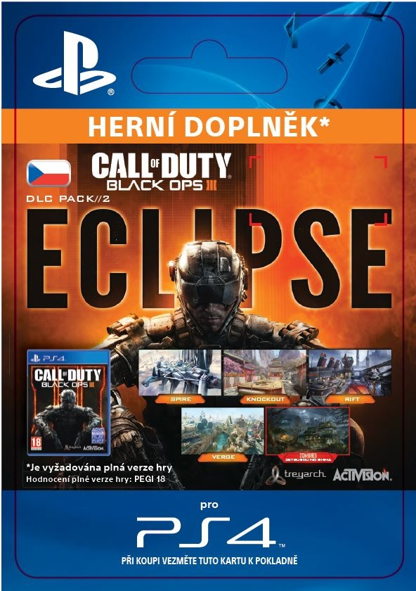 Call of Duty: Black Ops III - Eclipse (PS4 DIGITAL)