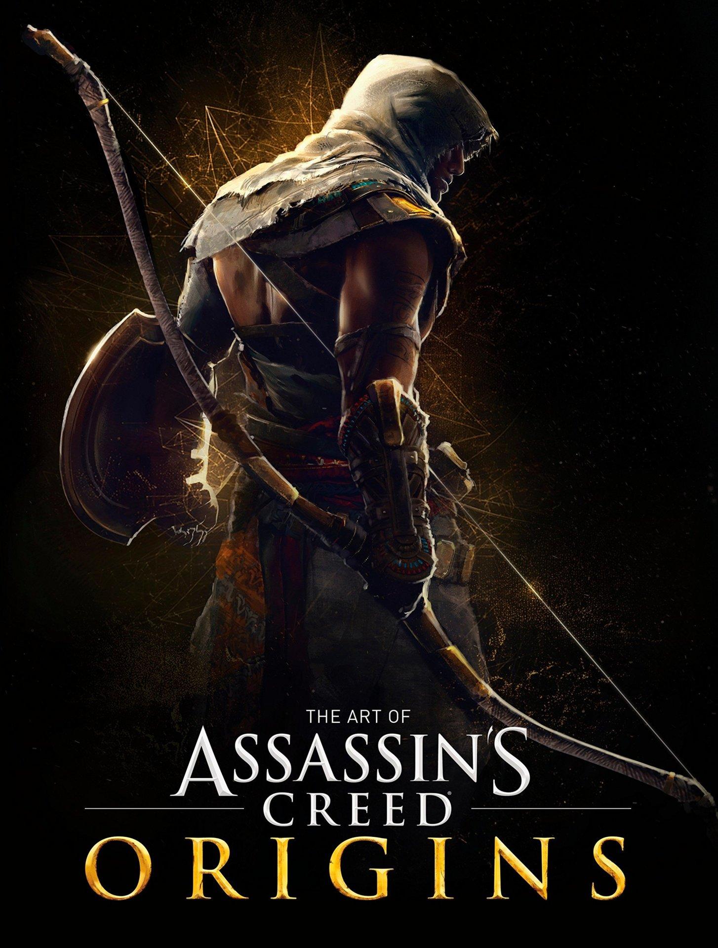 Kniha The Art of Assassins Creed: Origins (PC)