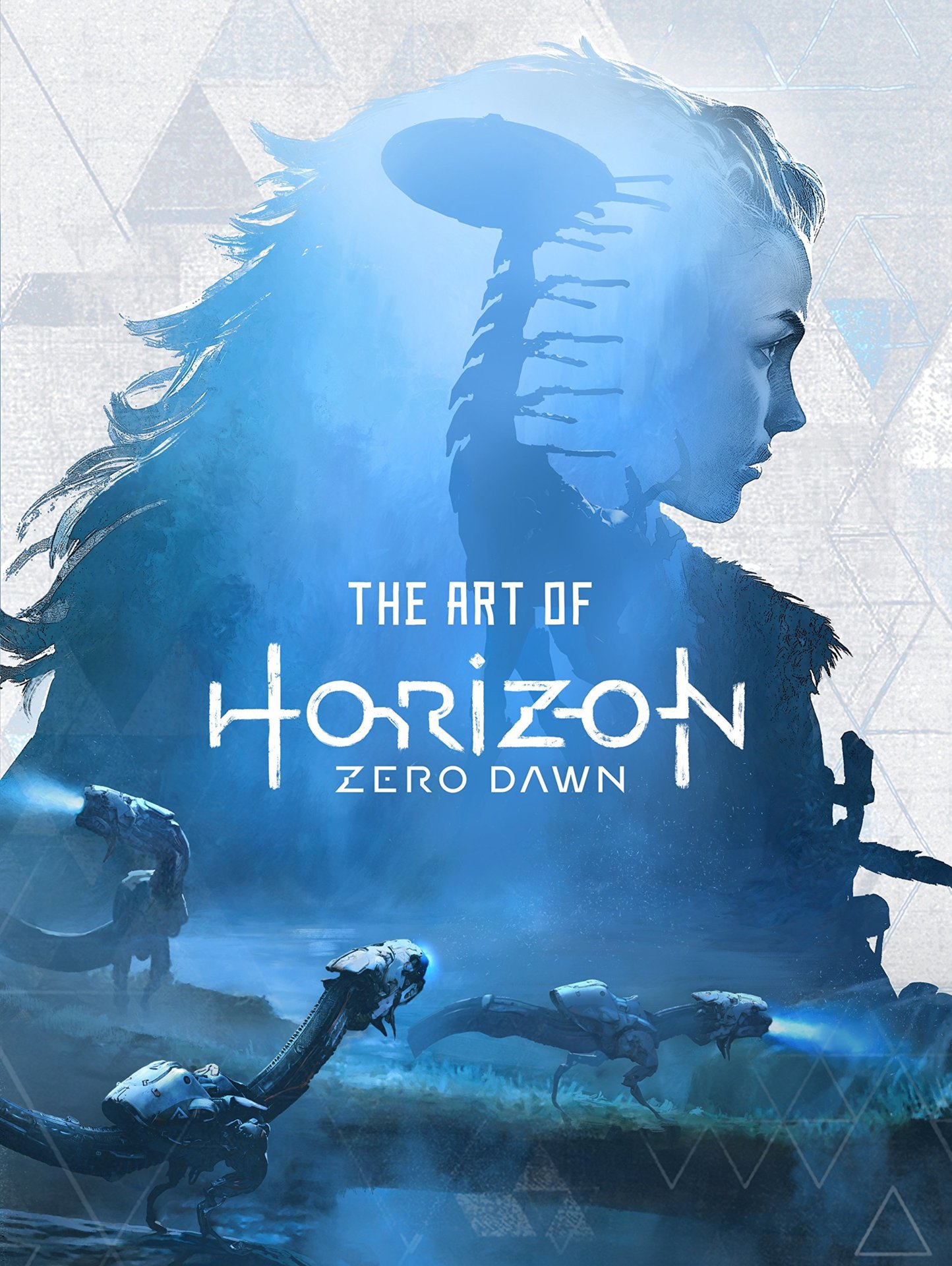 Kniha The Art of Horizon: Zero Dawn (PC)