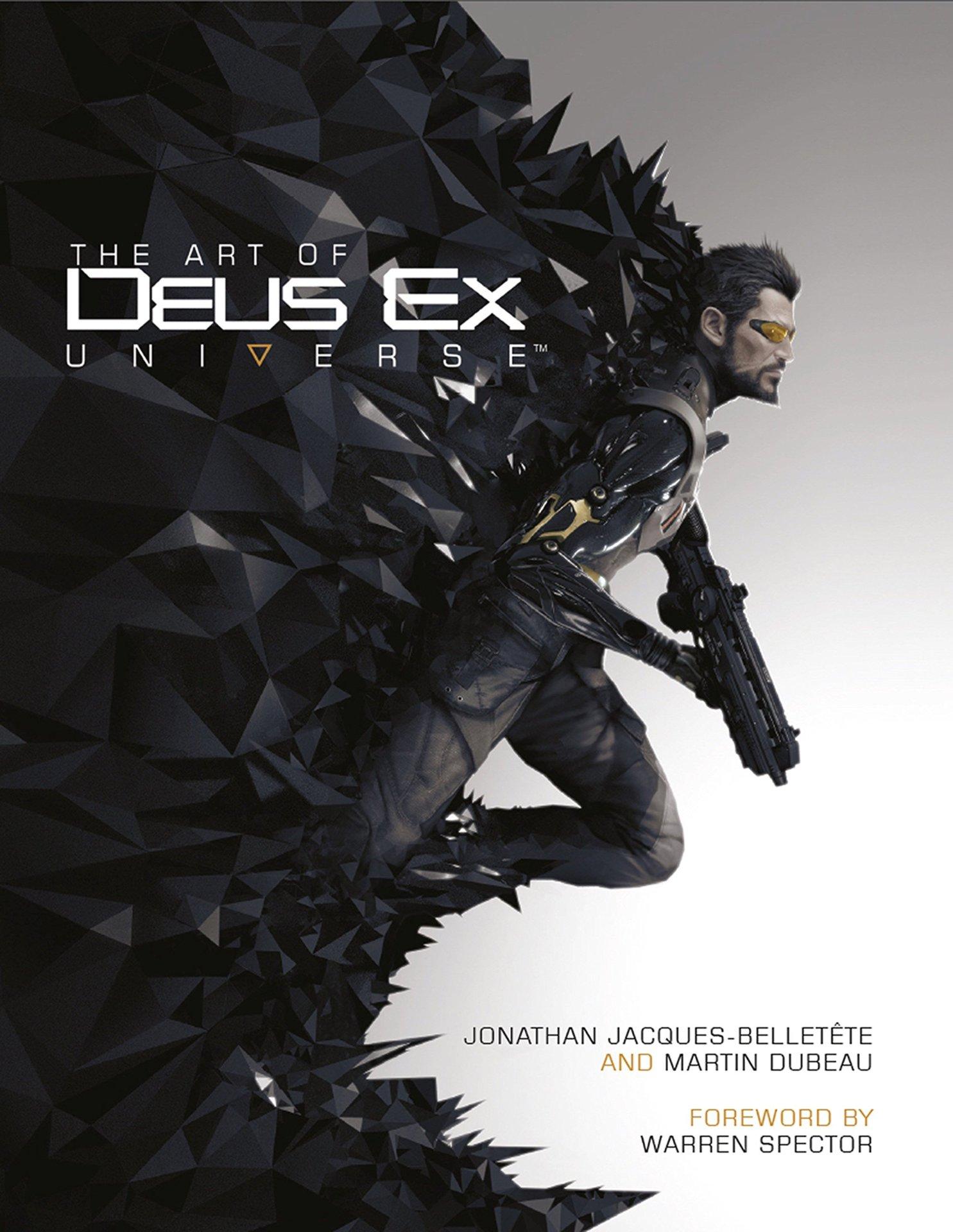 Kniha The Art of Deus Ex Universe (PC)