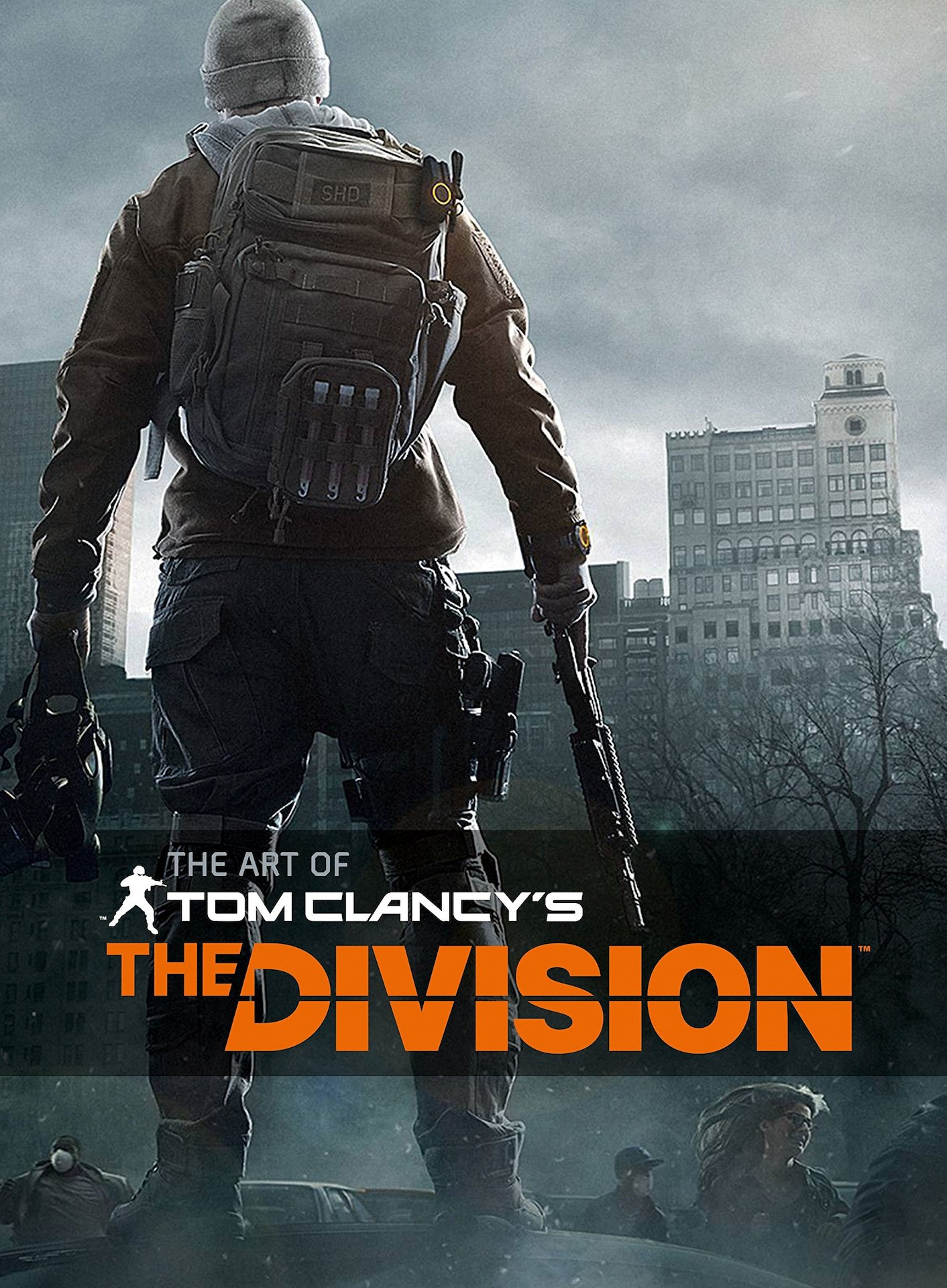 Kniha The Art of The Division (PC)