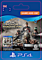 For Honor Marching Fire Expansion (PS4 DIGITAL)