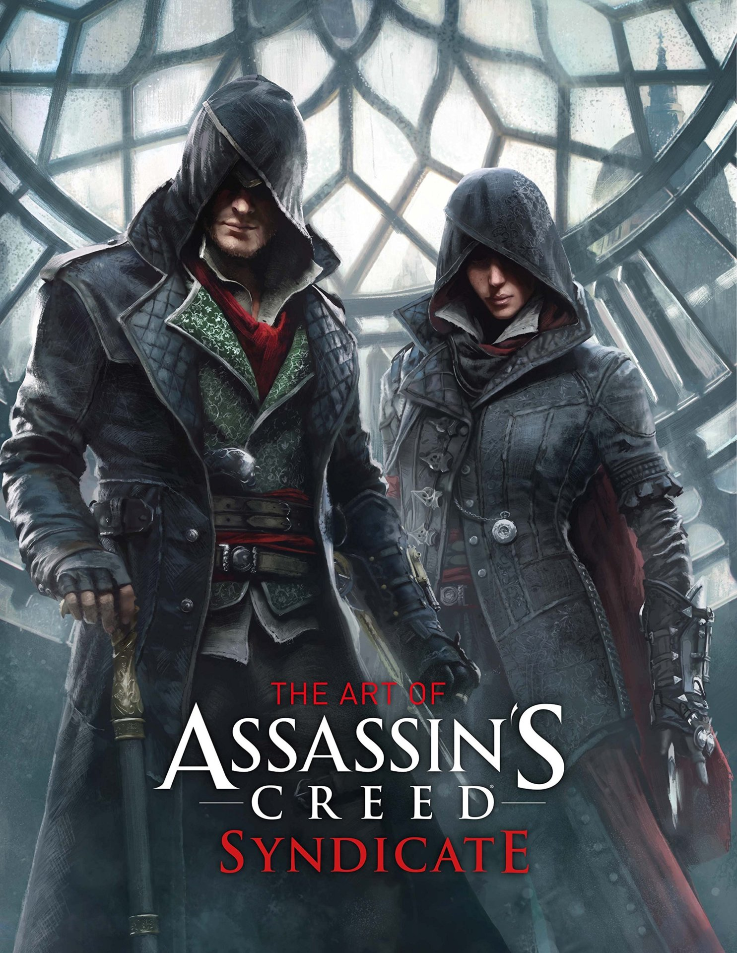 Kniha The Art of Assassins Creed: Syndicate  (PC)