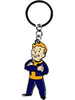 Klíčenka Fallout - Pohyblivá hlava