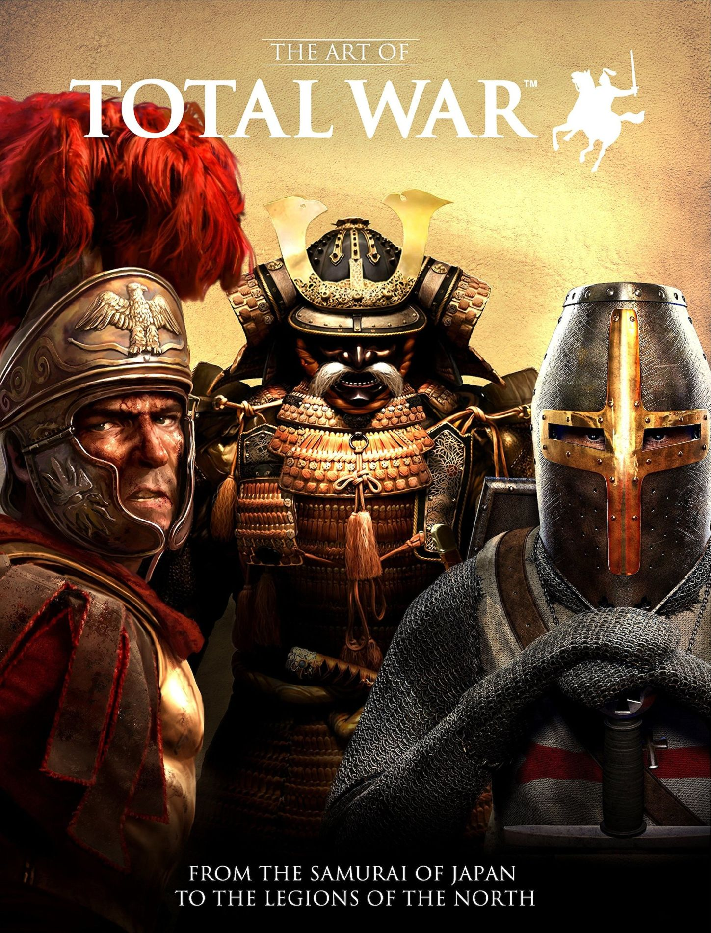 Kniha The Art of Total War  (PC)