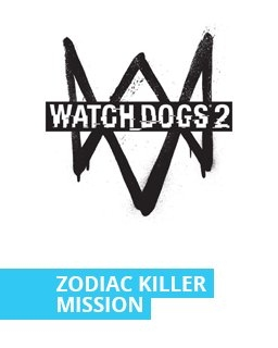 Watch Dogs 2 Zodiac Killer (DIGITAL)