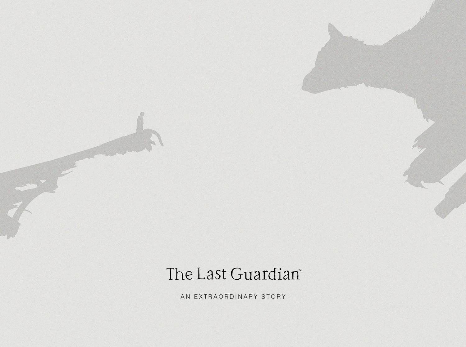 Kniha The Last Guardian: An Extraordinary Story  (PC)