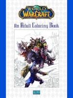 Omalovánky pro dospělé World of Warcraft