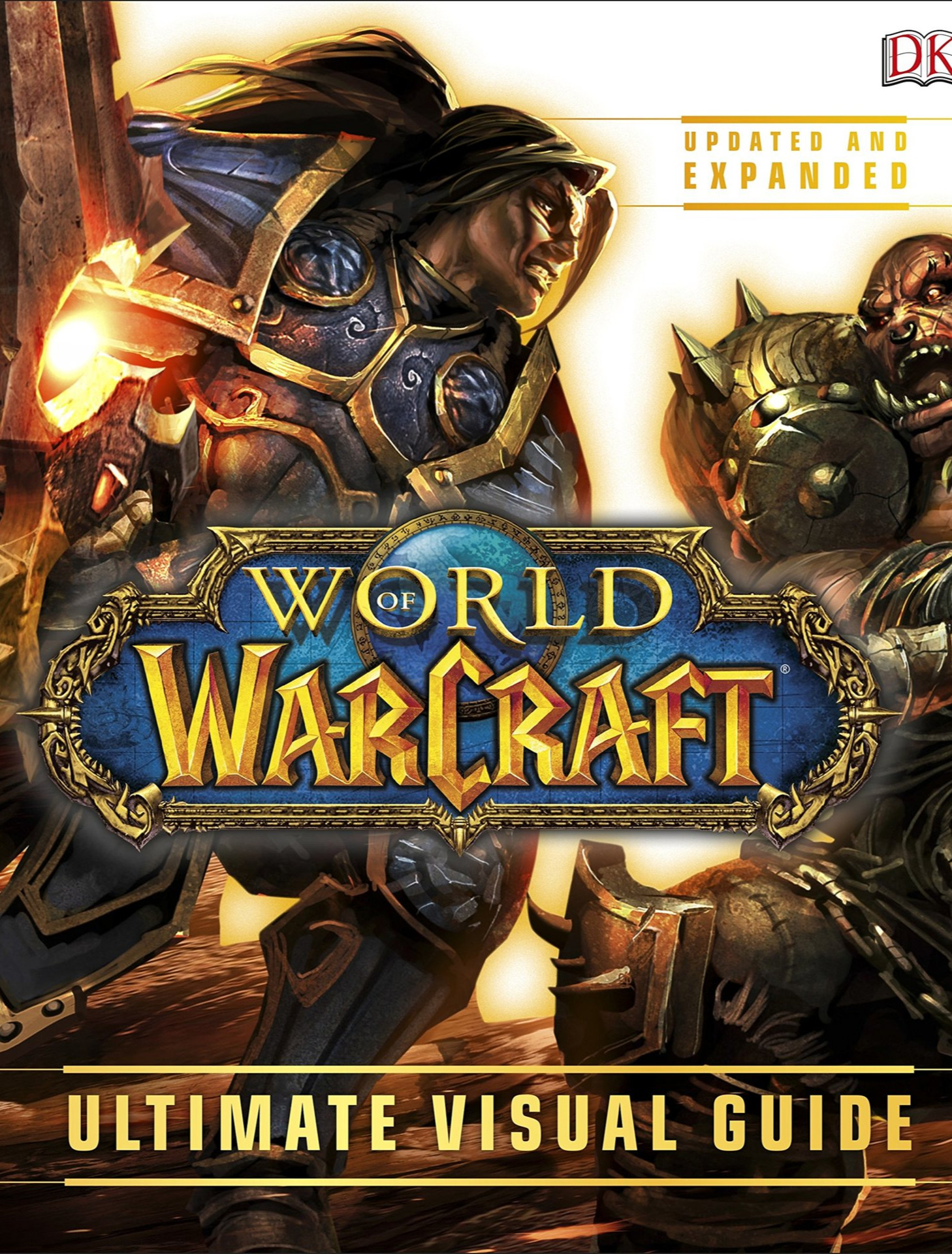 Kniha World of Warcraft Ultimate Visual Guide (PC)
