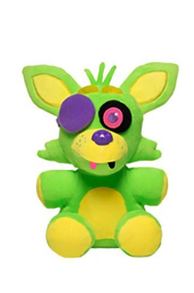 Plyšák Five Nights at Freddys - Foxy (zelený, Funko) (PC)