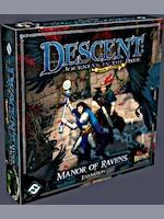 Desková hra Descent 2nd Edition: Manor of Ravens EN (rozšíření)