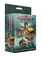 Desková hra Warhammer Underworlds: Nightvault – Steelhearts Champions