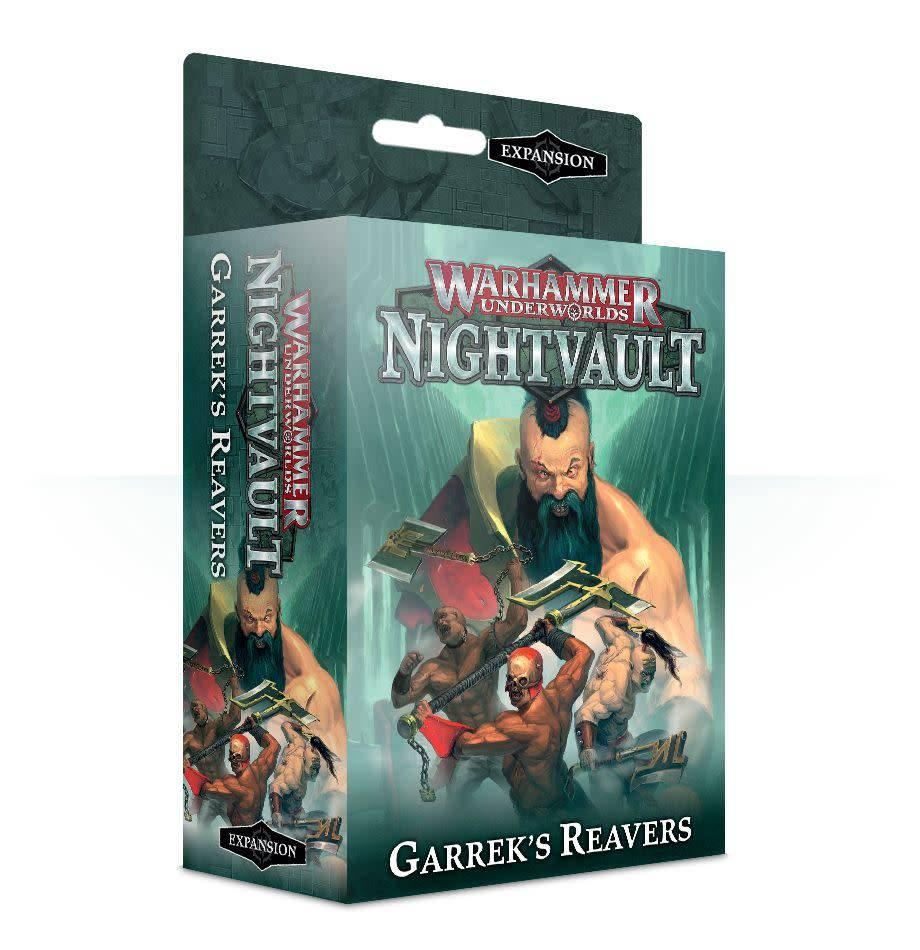 Desková hra Warhammer Underworlds: Nightvault – Garreks Reavers (rozšíření) (PC)