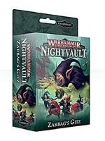 Desková hra Warhammer Underworlds: Nightvault – Zarbags Gitz