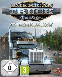 American Truck Simulator Oregon (DIGITAL)