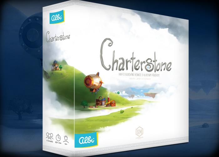 Desková hra Charterstone (PC)