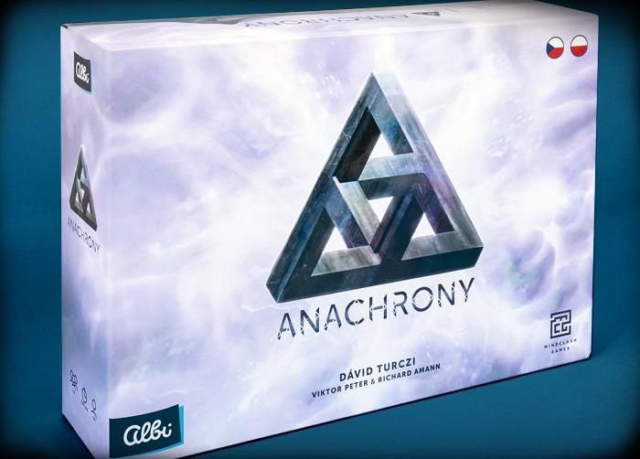 Desková hra Anachrony (PC)