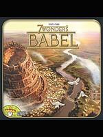 Desková hra 7 Wonders: Babel